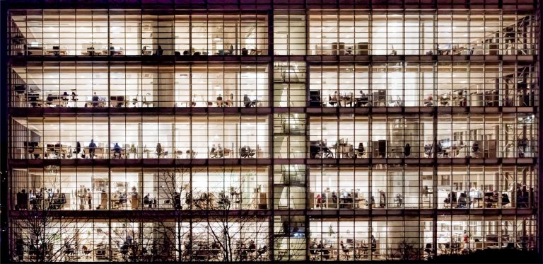 """""""The Office"""" av Leif Eliasson 1:a - KM1 Enstaka"""