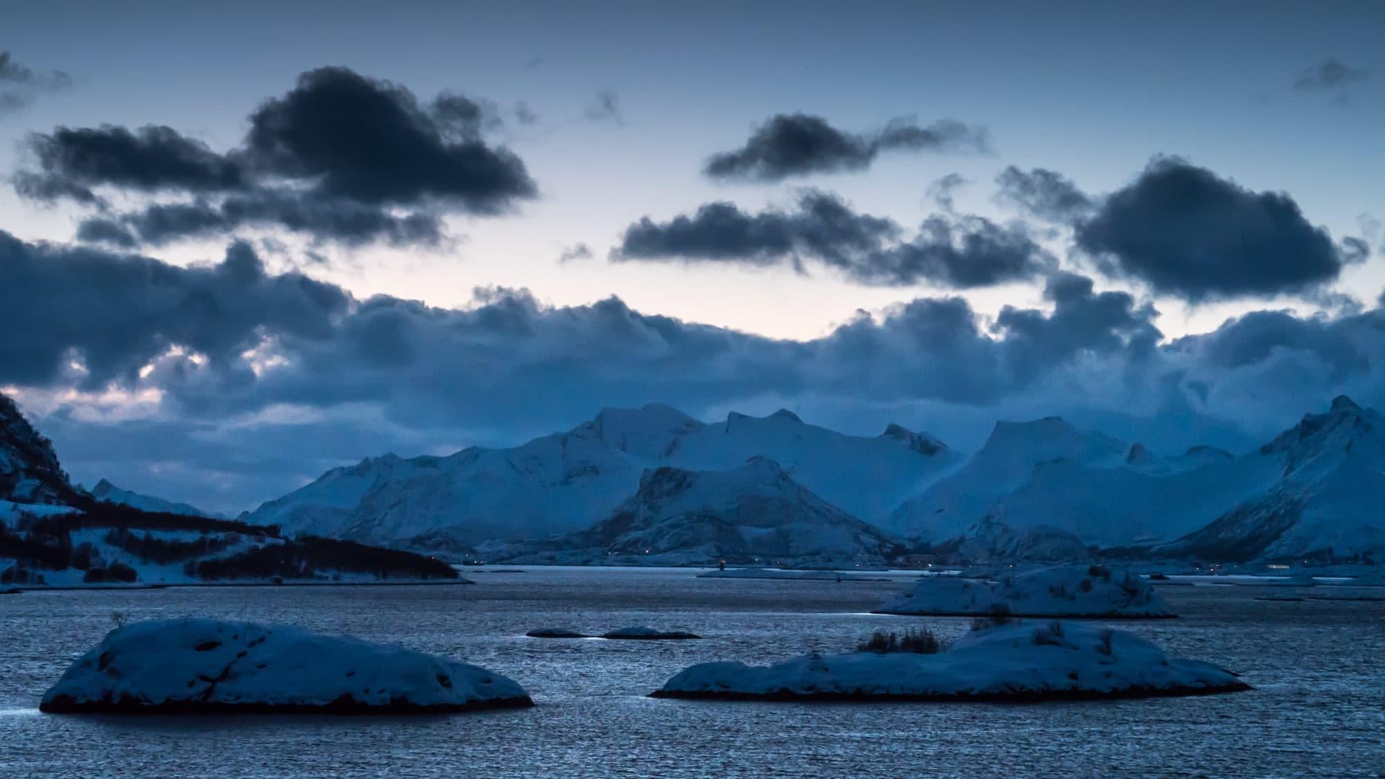 """""""Lofoten"""" av Bo Helmersson 5:a - KM1 Enstaka, 2021"""