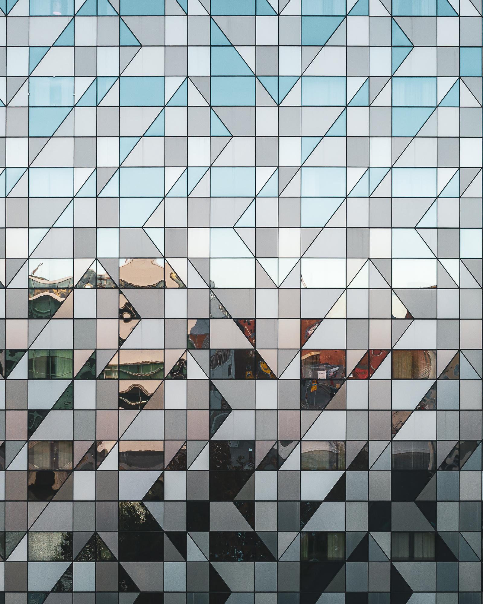 """Fasad 1"" av Leif Eliasson 1:a - KM2 Kollektion"