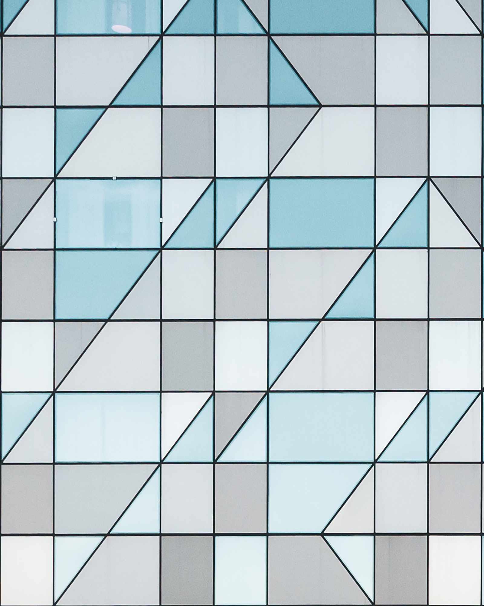 """Fasad 2"" av Leif Eliasson 1:a - KM2 Kollektion"