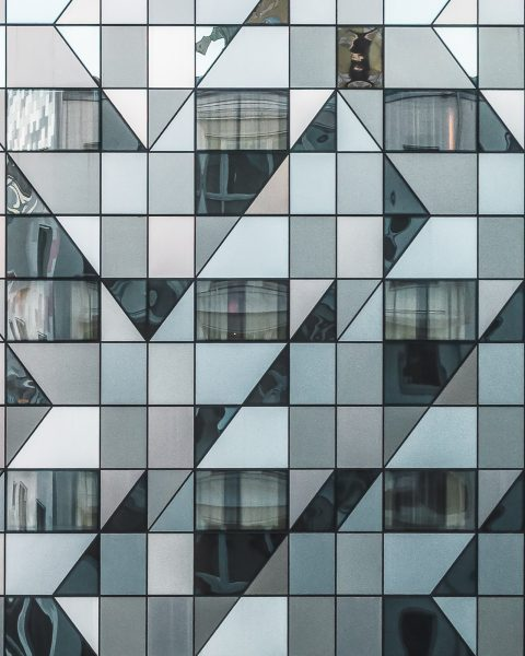 """Fasad 3"" av Leif Eliasson 1:a - KM2 Kollektion"