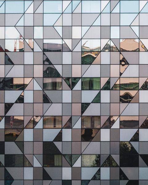 """Fasad 4"" av Leif Eliasson 1:a - KM2 Kollektion"