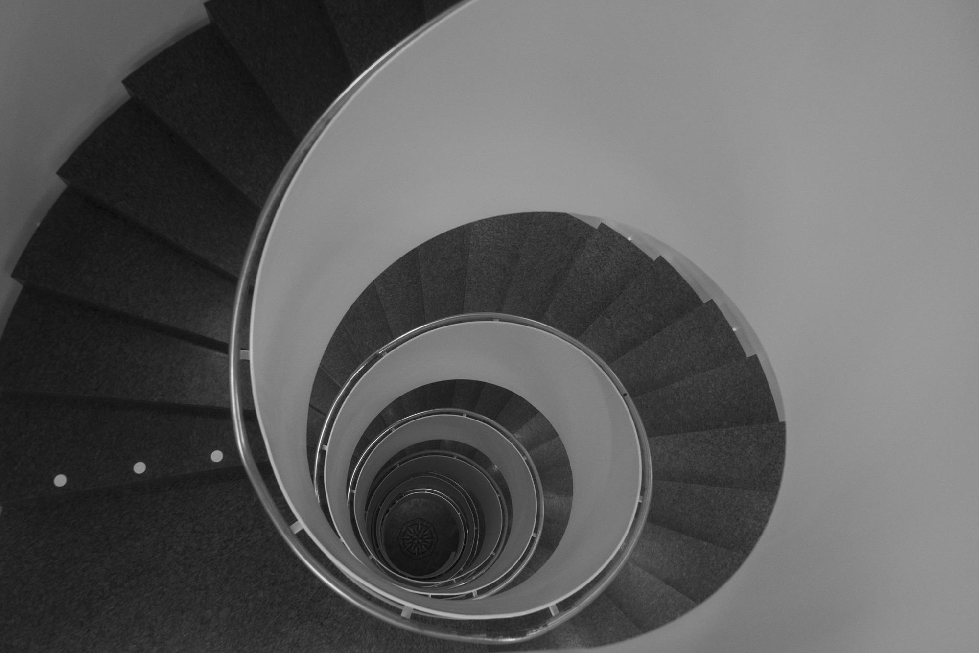 """""""Spiral 4"""" av Per Axelsson 2:a - KM2 Kollektion"""