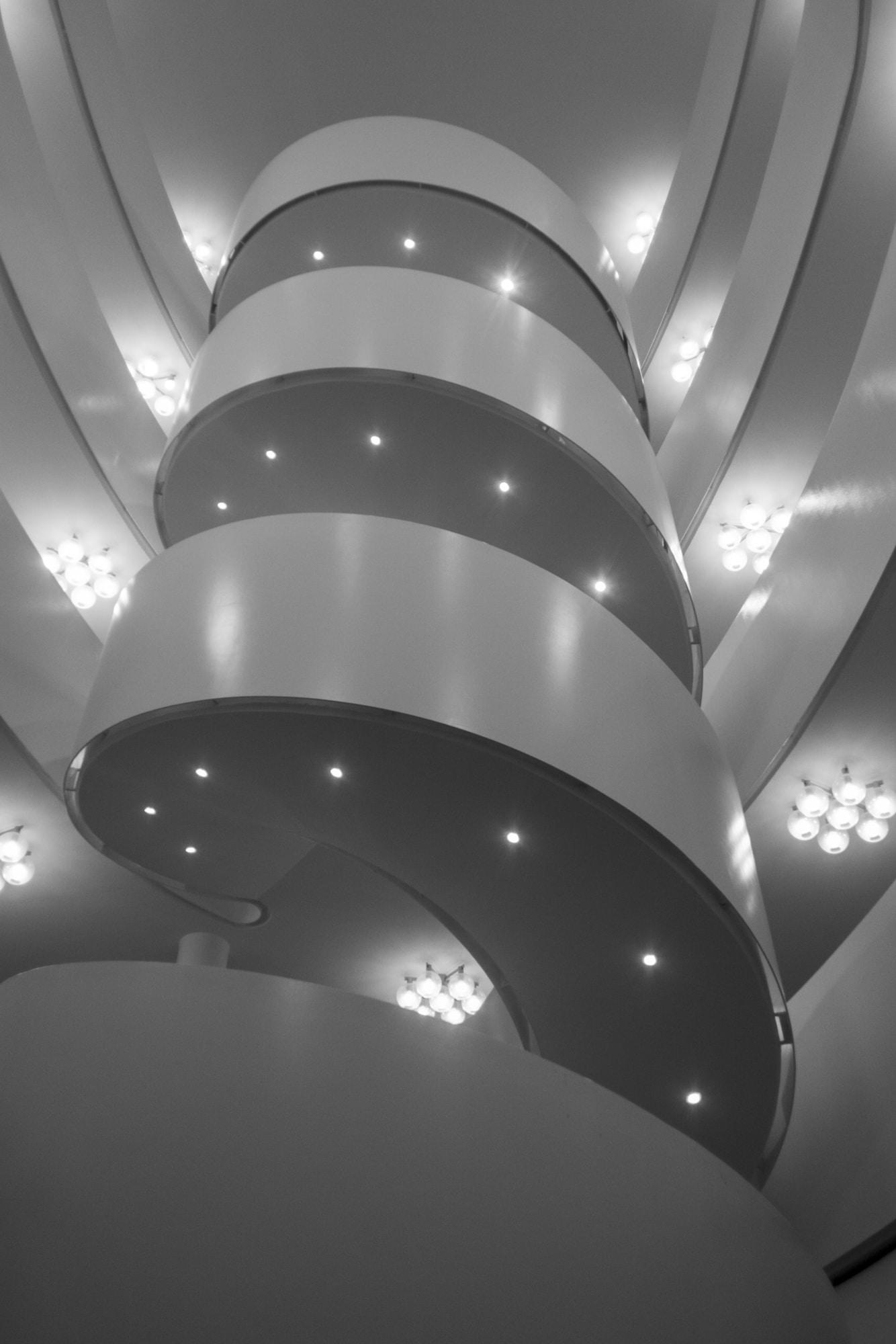 """""""Spiral 5"""" av Per Axelsson 2:a - KM2 Kollektion"""