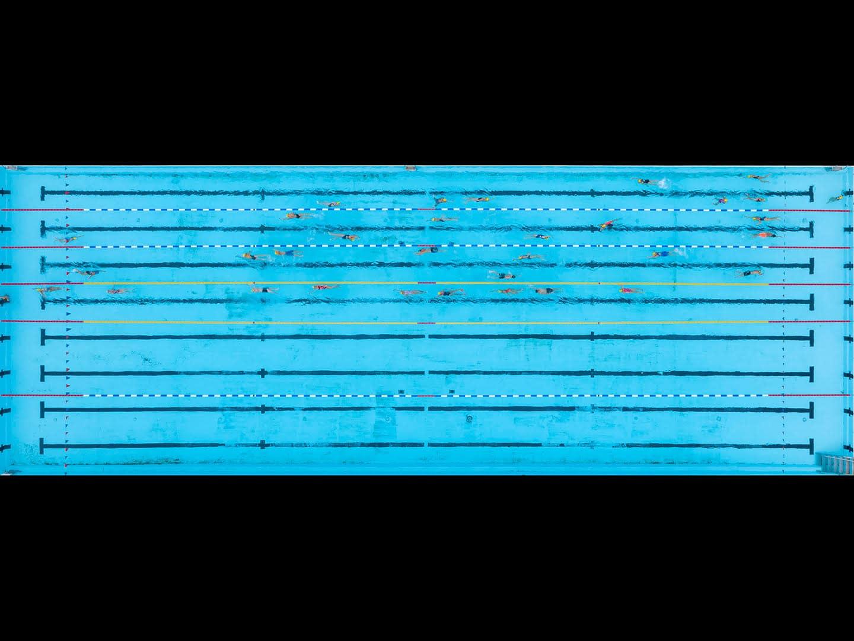 """""""Pool"""" av Leif Eliasson Diplom - Klass A - Enstaka Digital bild - Västsvenska FotoExpon 2021"""